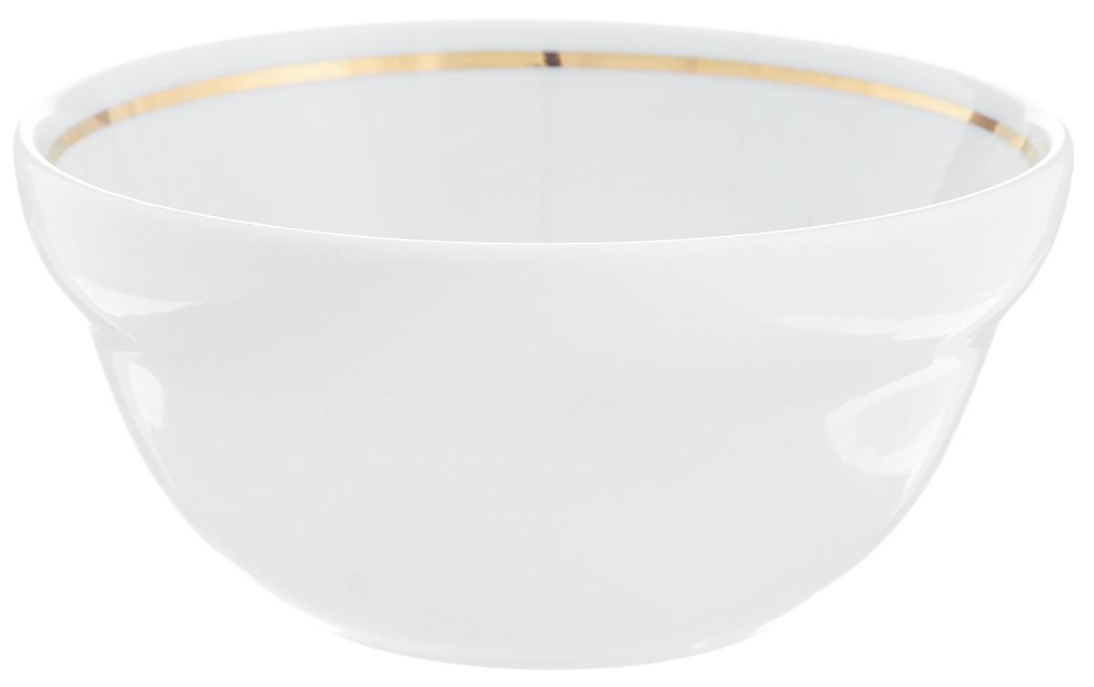 Салатник Фарфор Вербилок, 360 мл115510Салатник Фарфор Вербилок изготовлен из высококачественного фарфора. Такой салатник будет смотреться не только стильно, но и элегантно. Он дополнит коллекцию кухонной посуды и будет служить долгие годы. Диаметр салатника по верхнему краю: 12 см. Высота салатника: 6 см.