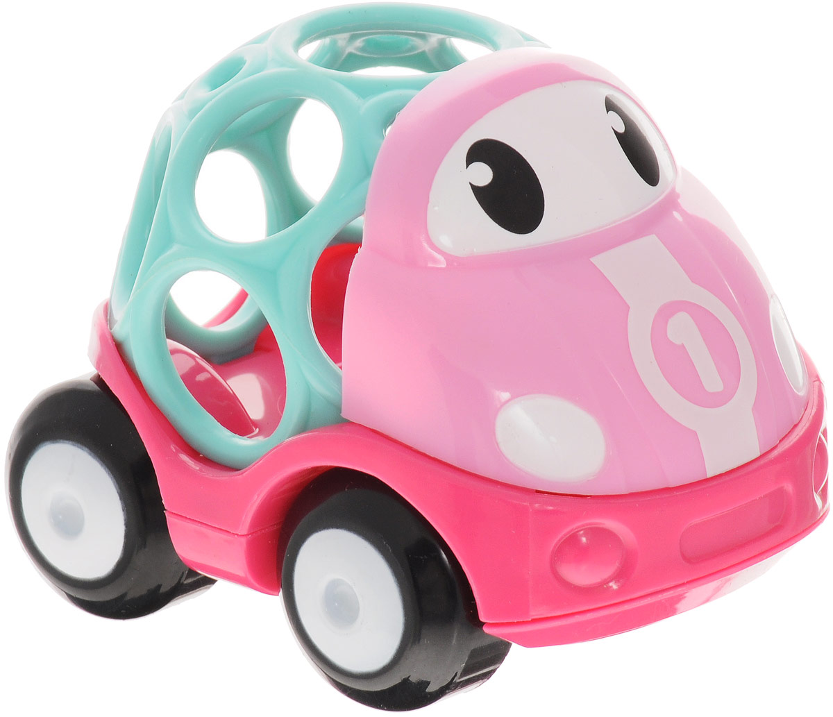 Oball Машинка гоночная цвет розовый - Транспорт, машинки