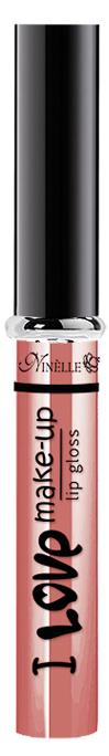 Ninelle Блеск для губ I Love Make-Up № 02, 7мл61829Блеск для губ с нежной комфортной текстурой и легким женственным ароматом.Не содержит блесток и перламутровых частиц. Создает на губах тонкое и при этом выразительное глянцевое покрытие с мягким переливом цвета. Удобный аппликатор с выделенным кончиком позволяет точно распределять продукт по форме губ.