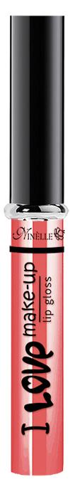 Ninelle Блеск для губ I Love Make-Up № 03, 7млSC-FM20104Блеск для губ с нежной комфортной текстурой и легким женственным ароматом.Не содержит блесток и перламутровых частиц. Создает на губах тонкое и при этом выразительное глянцевое покрытие с мягким переливом цвета. Удобный аппликатор с выделенным кончиком позволяет точно распределять продукт по форме губ.
