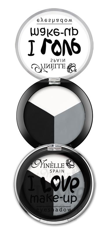 Ninelle Тени для век I Love Make-Up №605, 2.5г тени ninelle тени