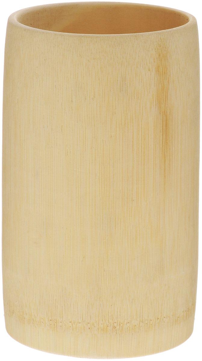 Малевичъ Стаканчик из бамбукаFS-00103Стаканчик из бамбука Малевичъ прекрасно подойдет для хранения кистей, карандашей, ручек и других инструментов художника. Выполненный из цельного стебля бамбука, этот стаканчик будет верой и правдой служить вам долгие годы. Концепции эко-дизайна и образа жизни в целом стремительно набирают популярность, а необыкновенная структура бамбука как нельзя лучше вписывается в современные тенденции. В Китайской культуре бамбук является символом счастья, олицетворяет спокойствие, умиротворение, безмятежность. В тоже время крепкий ствол бамбука символизирует защищенность, силу и долголетие. Без сомнения, такие качества как нельзя лучше способствуют творческому настроению!