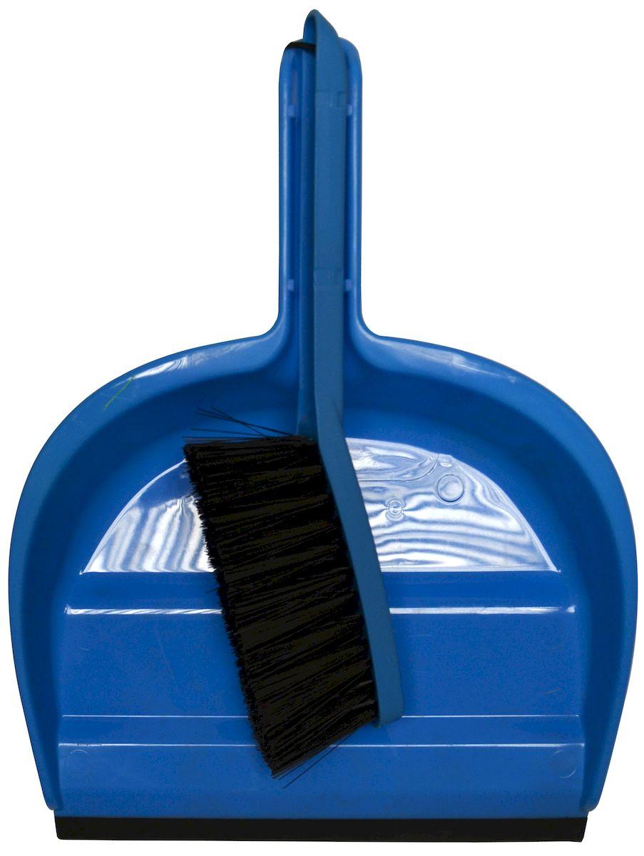 Набор для уборки Коллекция, 2 предмета. ATP-45ATP-45Набор для уборки состоит из щетки-сметки и совка, будет незаменим в тех местах, где существует необходимость постоянно заметать мусор. Комплект удобен в использовании и обеспечивает качественную уборку напольного покрытия.