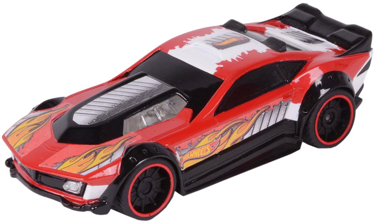 """Машинка на инфракрасном управлении Hot Wheels """"Drift Rod"""" - отличный выбор оригинального и приятного подарка как для поклонников машинок легендарного бренда """"Hot Wheels"""", так и для всех, кто любит яркие игрушечные автомобили с необычным функционалом. Машинка управляется с помощью инфракрасного пульта дистанционного управления. Возможные движения: вперед, назад, влево, вправо. При движении у машинки загораются фары. Резиновые шины обеспечивают хорошее сцепление с любой поверхностью пола. Машинка упакована в стильную капсулу, предназначенную для последующего хранения игрушки. Сбоку капсулы расположена кнопка, которая включает подсветку машинки, когда она находится в капсуле. Машинка на инфракрасном управлении Hot Wheels """"Drift Rod"""" - это не только увлекательная игрушка, но также отличный экспонат в коллекцию фантастических машинок Hot Wheels. Для работы игрушки необходимы 2 батарейки типа ААА напряжением 1,5V (не входят в комплект). Для работы пульта..."""