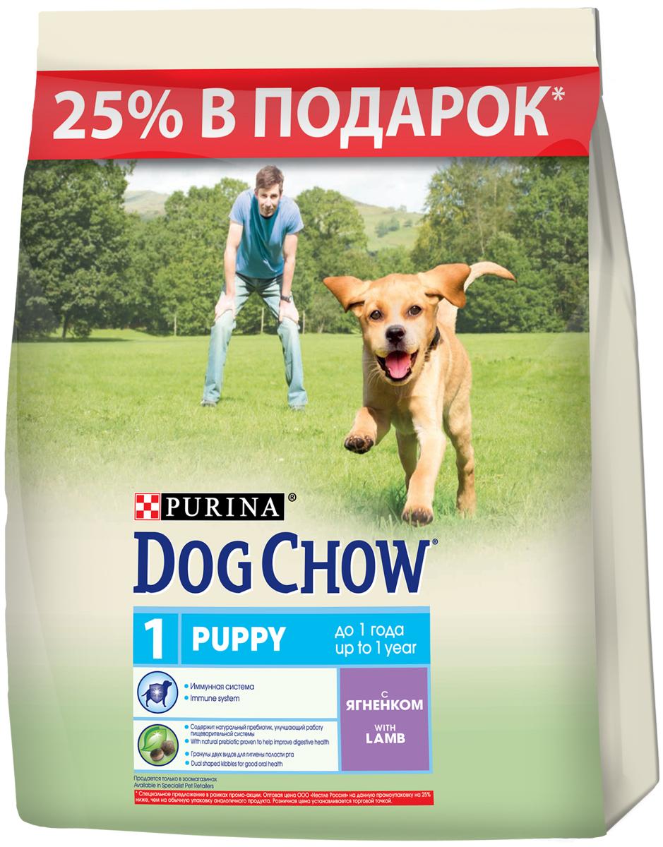 Корм сухой для собак Dog Chow Puppy, 800 г0120710Каждый день жизни щенка полон приключений, требующих больших затрат энергии. Корм PURINA® DOG CHOW® Puppy для щенков – это 100% сбалансированное питание, сочетающее мясо, важнейшие минеральные элементы и витамины, которые помогают щенку расти здоровым, сильным и готовым к новым испытаниям. Этот корм подходит также для взрослых собак мелких пород и собак в период беременности и вскармливания.