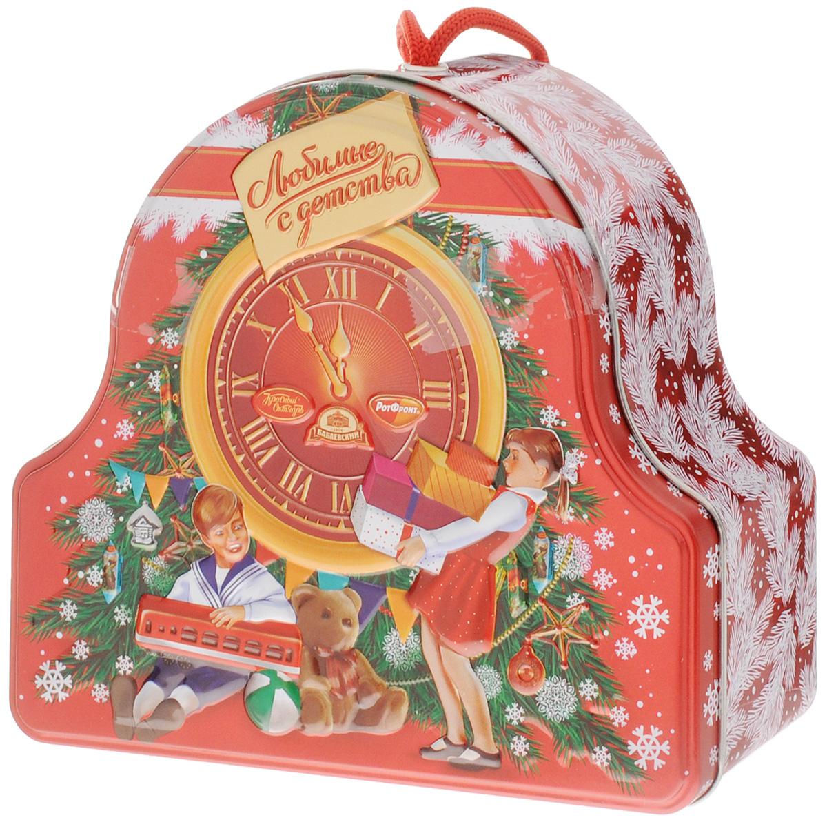 Рот-Фронт Новогодний подарок Любимые с детства Детские забавы, 450 г