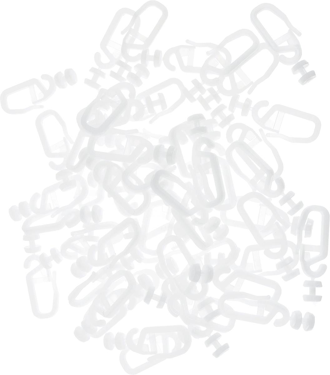 Крючок роликовый Эскар, 50 штRC-100BPCРоликовые крючки Эскар, выполненные из пластика, закрепления штор на карнизе. Ролик свободно поворачивается в шине даже под тяжестью шторы и тем самым обеспечивает легкое и бесшумное перемещение. Комплектация: 50 шт.Длина крючка: 3,7 см.