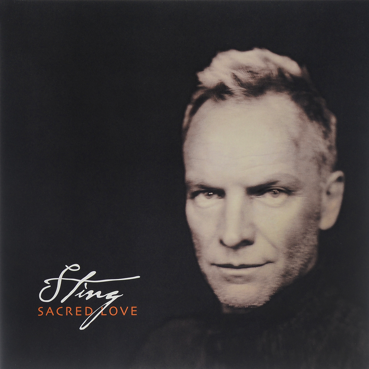 Стинг Sting. Sacred Love (2 CD)