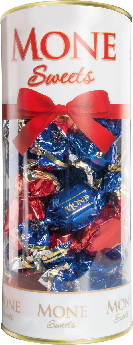 Конти рус Набор конфет Моне, 350 г24Эксклюзивный набор конфет в элегантной праздничной упаковке -отличный подарок не только к Новому году, но и к любому другомупразднику.