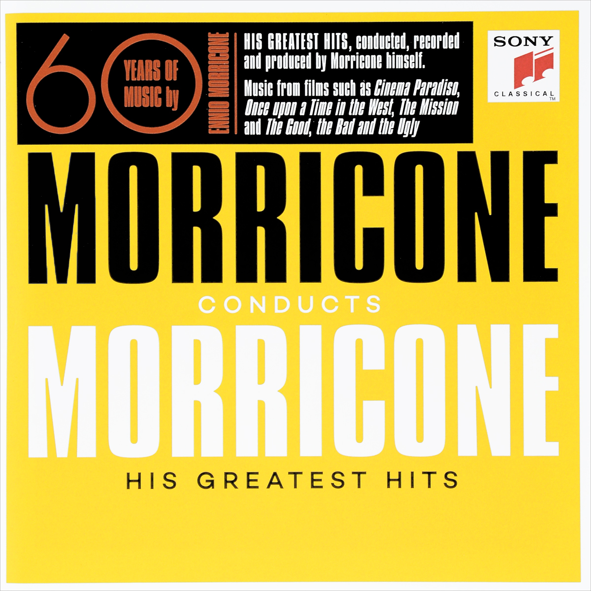 Ennio Morricone. His Greatest Hits