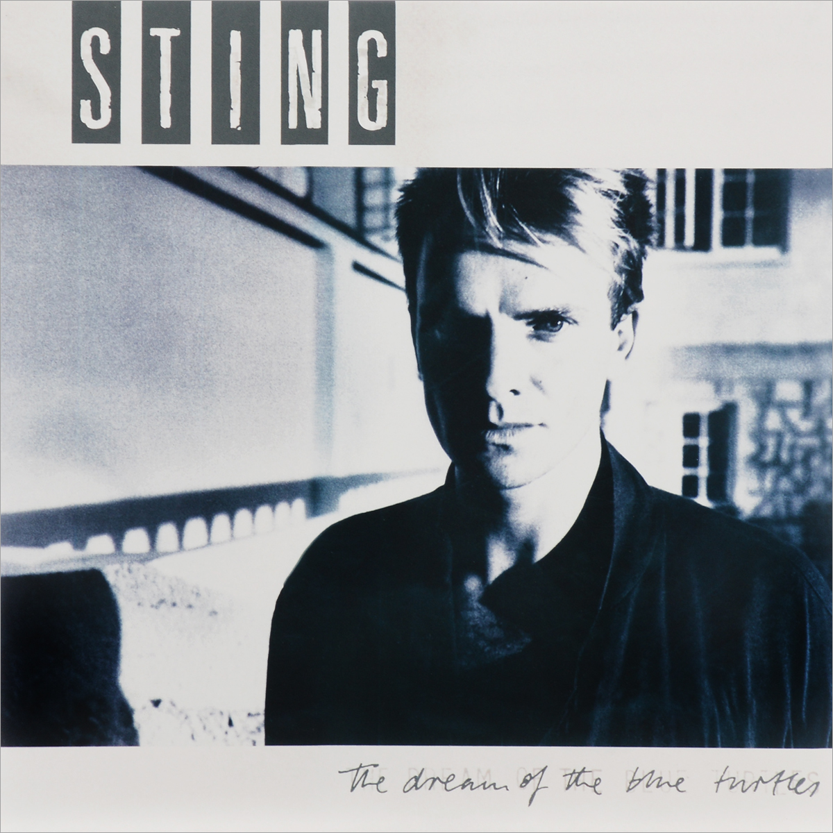 Стинг Sting. Dream of the Blue Turtles (LP) sting sting the complete studio collection 16 lp