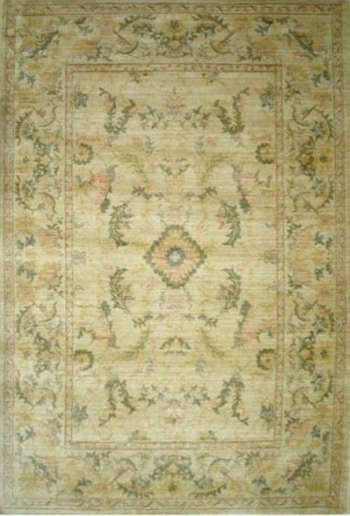 Ковер Oriental Weavers Бабилон, цвет: бежевый, 120 х 180 см. 11181ES-412Высокоплотный ковер Oriental Weavers Бабилон, выполненный из шерсти и полипропилена, с традиционным восточным дизайном станет отличным дополнением интерьера и придаст ему неповторимый классический оттенок. Качественный состав и традиционные персидские дизайны делают ковры этой коллекции незаменимым украшением самого изысканного интерьера.