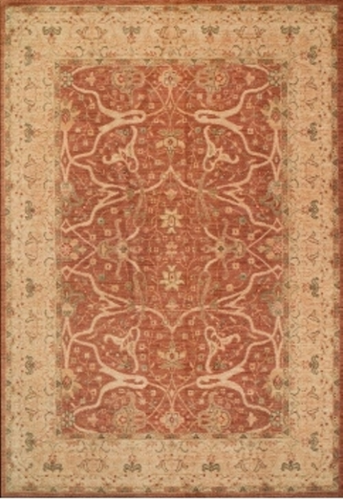 Ковер Oriental Weavers Бабилон, цвет: красный, коричневый, 120 х 180 см. 1201674-0120Ковры машинной выработки, сделанные под ковры ручной работы, с использованием технологий искусственного состаривания. Качественный состав, традиционные персидские дизайны делают ковры этой коллекции незаменимым украшением самого изысканного интерьера