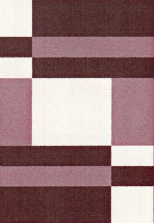 Ковер Oriental Weavers Транс, цвет: розовый, 80 х 140 см. 16744ES-412Модерновые дизайны и относительно невысокая стоимость дают возможность предложить эту коллекция для молодых покупателей.