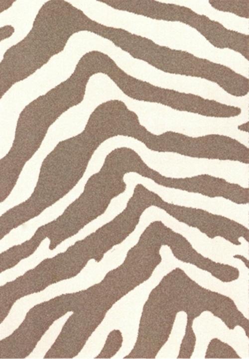 Ковер Oriental Weavers Варшава, цвет: светло-коричневый, 100 х 150 см. 17222FS-91909Ковры из высококачественного полипропилена с технологией ручной рельефной стрижки выдержаны в классических бело-коричневых тонах. Подойдут для спальни, детской и гостиной.