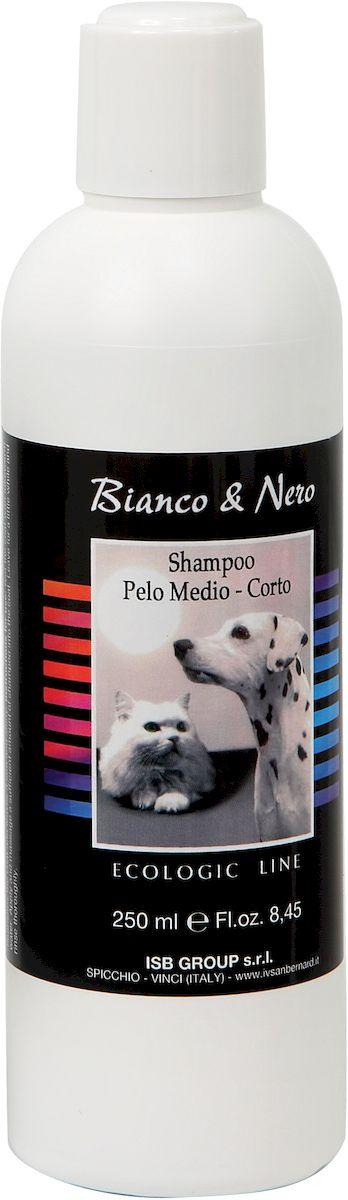 Шампунь Iv San Bernard, для средней и короткой шерсти, 250 млЧБ 3416деальный шампунь для собак со средним и коротким типом шерсти. Эмульсия хлорофилла питает шерстный покров, делая его мягким и блестящим.Инструкция по применению: Намочить шерсть тёплой водой, нанести необходимое количество шампуня и энергично помассировать. Смыть.