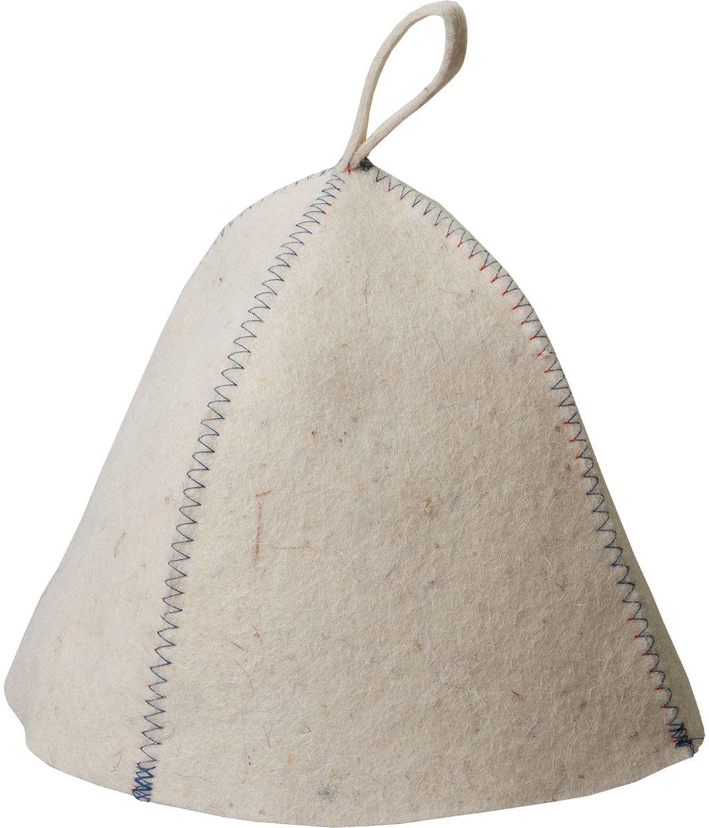 Шапка для бани и сауны Hot Pot Классика. Цветной зигзаг531-402Шапка для бани и сауны Hot Pot — это необходимый аксессуар при посещении парной. Такая шапка защитит от головокружения и перегрева головы, а также предотвратит ломкость и сухость волос. Изделие замечательно впитывает влагу, хорошо сидит на голове, обеспечивает комфорт и удовольствие от отдыха в парилке. Незаменима в традиционной русской бане, также используется в финских саунах, где температура сухого воздуха может достигать 100°С. Шапка выполнена в классическом дизайне и дополнена петлей для подвешивания на крючок.