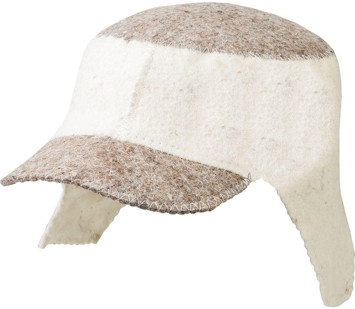 Шапка для бани и сауны Hot Pot Кепка Комби41186Шапка для бани и сауны Hot Pot — это необходимый аксессуар при посещении парной. Такая шапка защитит от головокружения и перегрева головы, а также предотвратит ломкость и сухость волос. Изделие замечательно впитывает влагу, хорошо сидит на голове, обеспечивает комфорт и удовольствие от отдыха в парилке. Незаменима в традиционной русской бане, также используется в финских саунах, где температура сухого воздуха может достигать 100°С. Шапка выполнена в оригинальном дизайне.