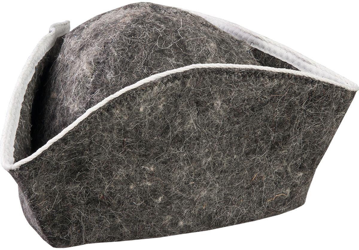Шапка для бани и сауны Hot Pot Пират531-301Шапка для бани и сауны Hot Pot — это необходимый аксессуар при посещении парной. Такая шапка защитит от головокружения и перегрева головы, а также предотвратит ломкость и сухость волос. Изделие замечательно впитывает влагу, хорошо сидит на голове, обеспечивает комфорт и удовольствие от отдыха в парилке. Незаменима в традиционной русской бане, также используется в финских саунах, где температура сухого воздуха может достигать 100°С. Шапка выполнена в оригинальном дизайне.