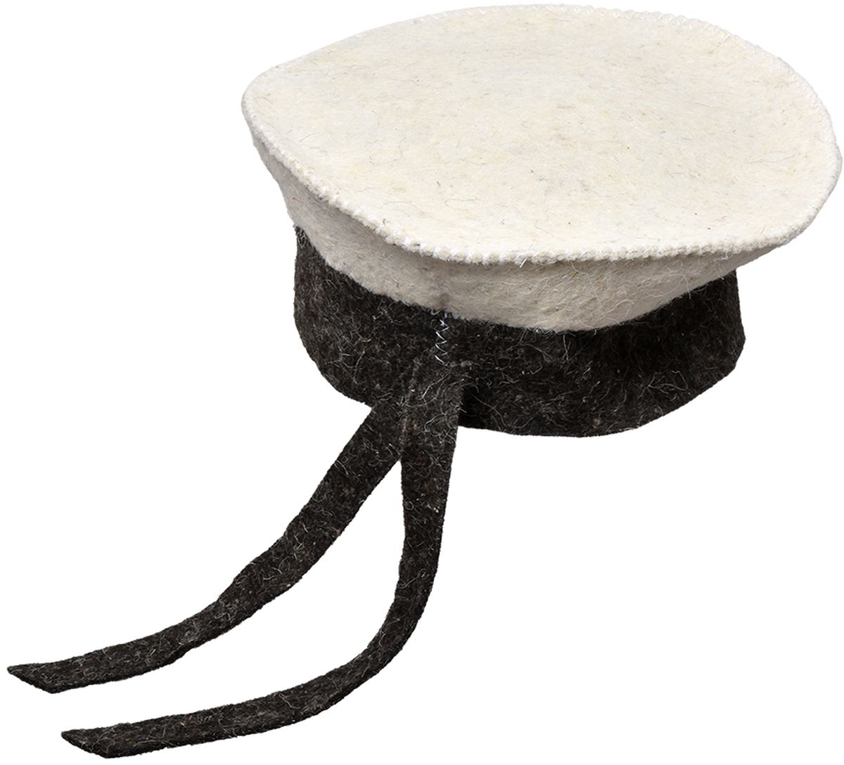 Шапка для бани и сауны Нot Pot Бескозырка КомбиC0042416Шапка для бани и сауны Hot Pot — это необходимый аксессуар при посещении парной. Такая шапка защитит от головокружения и перегрева головы, а также предотвратит ломкость и сухость волос. Изделие замечательно впитывает влагу, хорошо сидит на голове, обеспечивает комфорт и удовольствие от отдыха в парилке. Незаменима в традиционной русской бане, также используется в финских саунах, где температура сухого воздуха может достигать 100°С. Шапка выполнена в оригинальном дизайне.