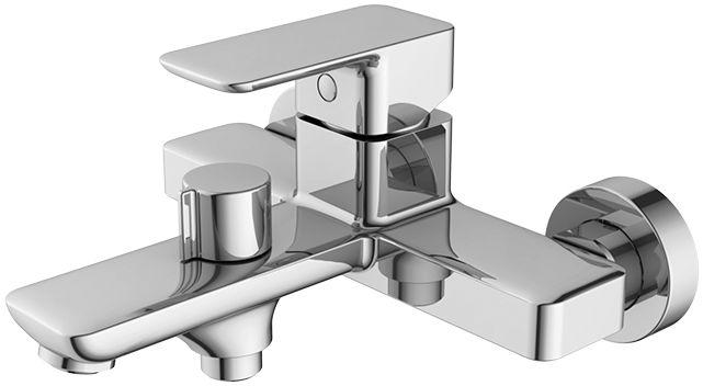 Смеситель для ванны Iddis Brick, с коротким изливом, с керамическим дивертором, цвет: хром68/5/3Смеситель для ванны Iddis Brick изготовлен из высококачественной первичной латуни, прочной, безопасной и стойкой к коррозии. Инновационные технологии литья и обработки латуни, а также увеличенная толщина стенок смесителя обеспечивают его стойкость к перепадам давления и температур. Увеличенное никель-хромовое покрытие полностью соответствует европейским стандартам качества, обеспечивает его стойкость и зеркальный блеск в течение всего срока службы изделия. Благодаря гладкой внутренней поверхности смесителя, рассекателям в водозапорных механизмах и аэратору он имеет минимальный уровень шума.Смеситель оборудован керамическим дивертором, чей сверхнадежный механизм обеспечивает плавное и мягкое переключение с излива на душ, а также непревзойденную надежность при любом давлении воды.Надежный картридж Sedal обеспечивает увеличенный срок службы смесителя.Съемный пластиковый аэратор Neoperl гарантирует ровный и мягкий поток воды без брызг. Встроенный ограничитель потока оптимизирует расход воды без потери комфорта при использовании.В комплекте: лейка и шланг из нержавеющей стали длиной 1,5 м с защитой от перекручивания. Гарантия на смесители Iddis - 10 лет. Гарантия на лейку и шланг составляет 3 года.
