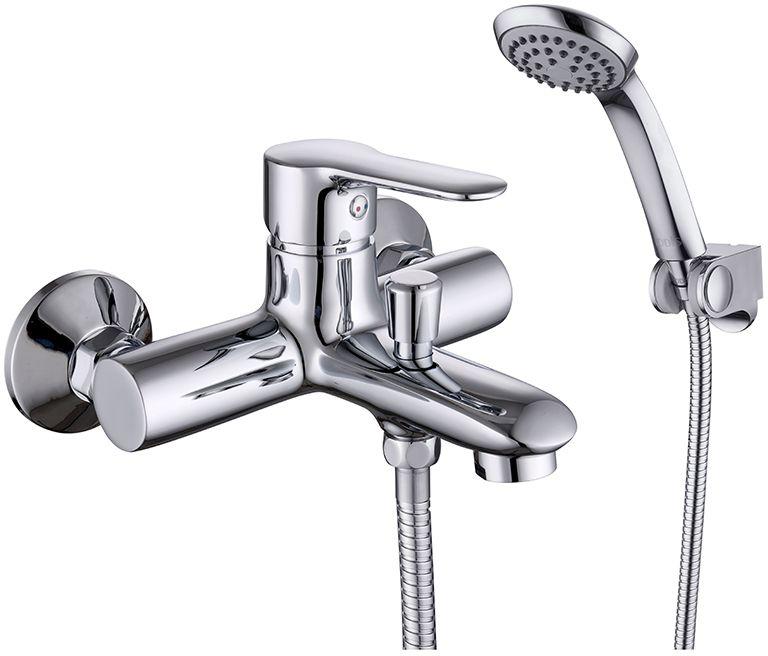 Смеситель для ванны Iddis Cuba, с коротким изливом, цвет: хромСмеситель для ванны Iddis Cuba изготовлен из высококачественной первичной латуни, прочной, безопасной и стойкой к коррозии. Инновационные технологии литья и обработки латуни, а также увеличенная толщина стенок смесителя обеспечивают его стойкость к перепадам давления и температур. Увеличенное никель-хромовое покрытие полностью соответствует европейским стандартам качества, обеспечивает его стойкость и зеркальный блеск в течение всего срока службы изделия. Благодаря гладкой внутренней поверхности смесителя, рассекателям в водозапорных механизмах и аэратору он имеет минимальный уровень шума.Ручная фиксация дивертора позволяет комфортно принимать душ даже при низком давлении воды. Картридж Softap обеспечивает особую плавность хода ручки смесителя - для точной регулировки температуры и напора воды. Аэратор легко извлекается из смесителя с помощью монетки, упрощая его очистку. Встроенный ограничитель потока оптимизирует расход воды без потери комфорта при использовании.В комплекте: лейка (1 режим) и шланг из нержавеющей стали длиной 1,5 м с защитой от перекручивания.Гарантия на смесители Iddis - 10 лет. Гарантия на лейку и шланг составляет 3 года.