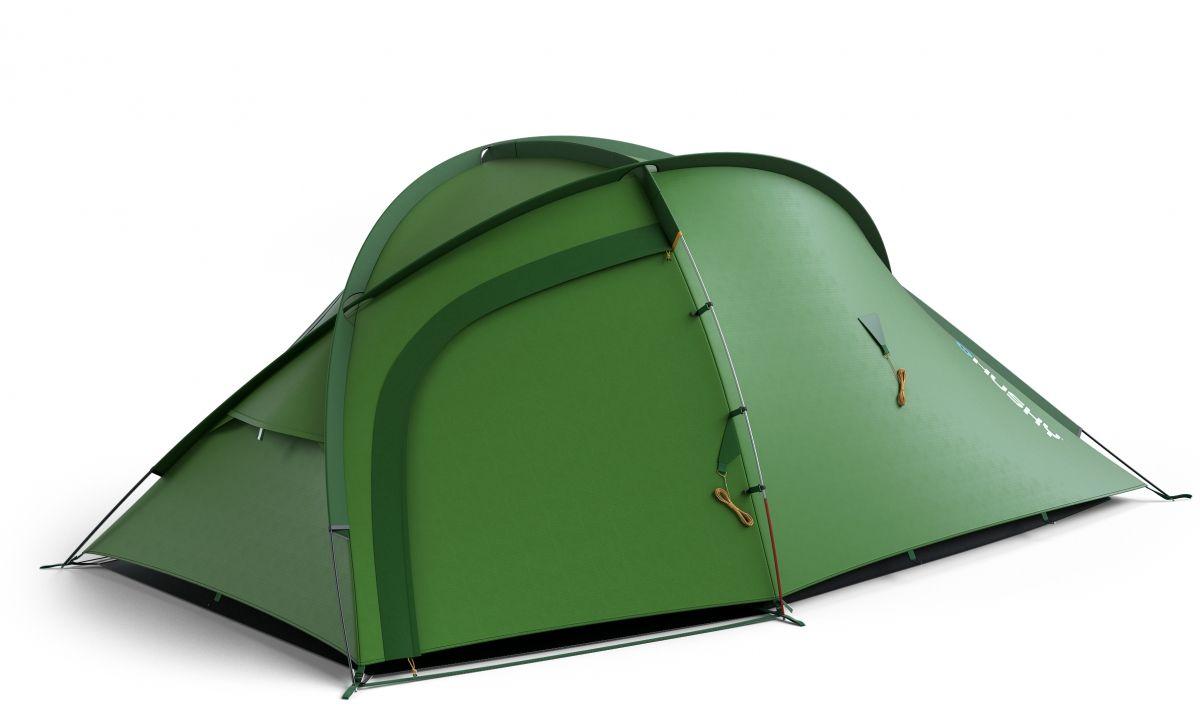 Палатка туристическая Husky Bronder 3, цвет: зеленыйУТ-000071741Палатка Bronder 3 - новая трехместная палатка серии Husky Extreme Light. Надежный каркас из трех перекрещивающихся дуг из дюралюминия, довольно большой тамбур с двумя входами. Возможность установки только тента. Идеальный выбор для скалолазов, альпинистов, велотуристов.Размер (ШхДхВ): 120 х 335 х 120 см.Размер в упакованном виде: 56 х 20 см.Вес(min/max): 3,3 кг/4 кг.Наружный тент: полиэстер 210Т RipStop, водостойкость 5000 мм.вд.ст., ленточные швы.Внутренний тент: дышащий нейлон 190T и противомоскитная сетка.Пол: полиэстер 190Т, водостойкость 8000 мм.вд.ст., ленточные швы.Дуги: дюралюминий 8,5 мм (3 шт).Входы: 2 в тамбур.Комплектация: комплект дюралюминиевых колышков, ремонтный набор, упаковочная сумка.