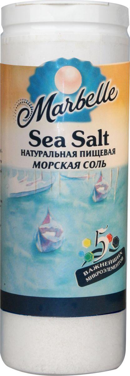 Marbellе морская соль мелкая, 150 г24Натуральная морская соль мелкого помола – богатый источник минеральных веществ и полезных микроэлементов, которые оказывают общее оздоровительное воздействие на процессы, протекающие в организме, а также насыщает его важными компонентами.