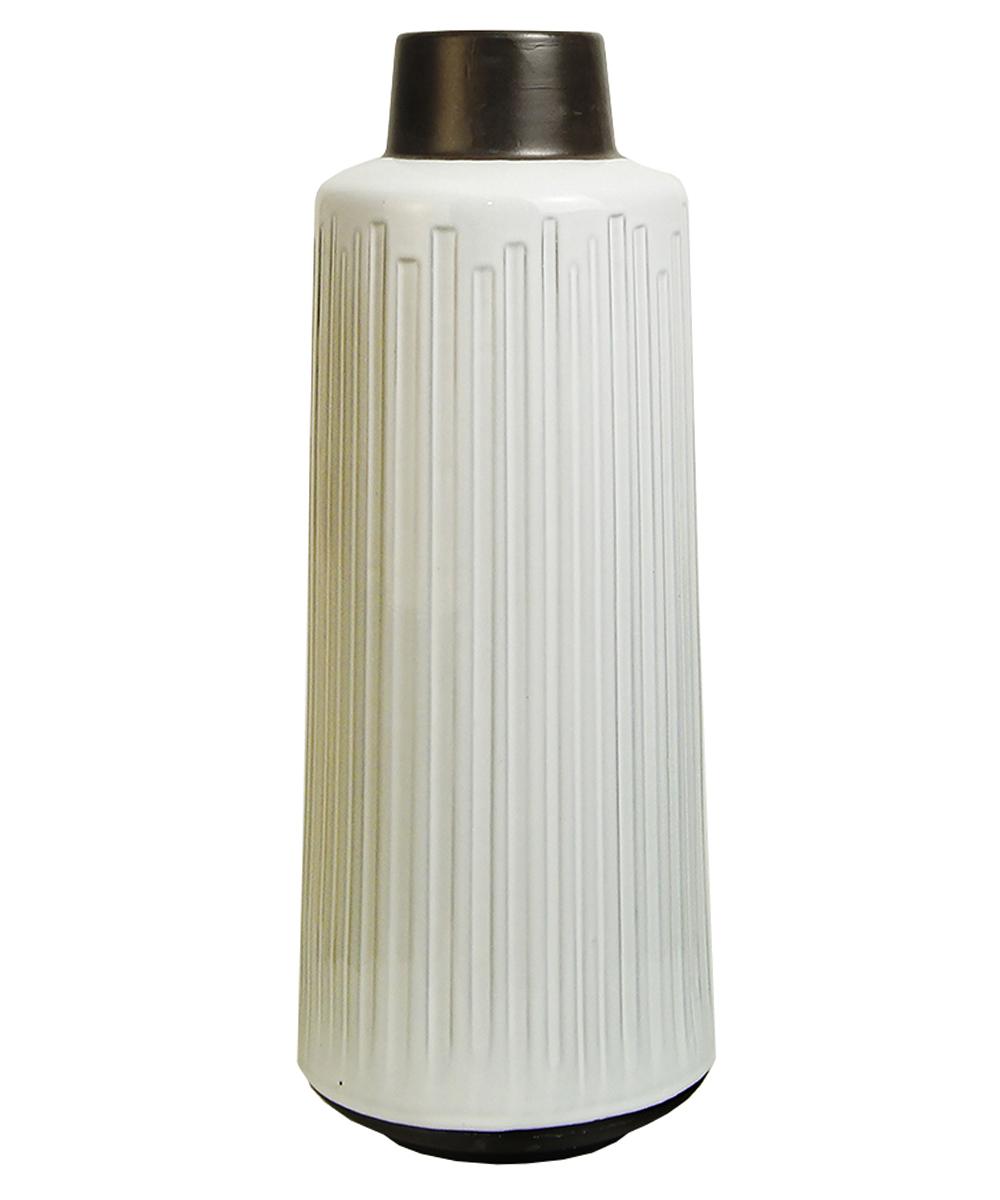 Ваза Этажерка Aquarelle, цвет: белый, высота 45 смDSG023Ваза Этажерка Aquarelle выполнена из высококачественной керамики и имеет изысканный внешний вид. Такая ваза станет идеальным украшением интерьера и прекрасным подарком к любому случаю. Высота вазы: 45 см.