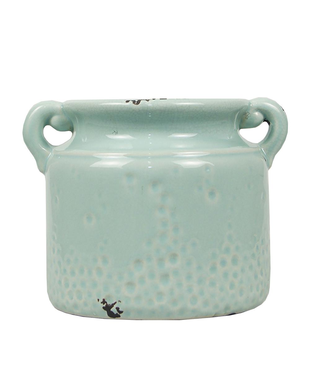 Ваза Этажерка Athens, цвет: голубой, высота 15 смFS-80423Ваза Этажерка Athens выполнена из высококачественной керамики и имеет изысканный внешний вид. Такая ваза станет идеальным украшением интерьера и прекрасным подарком к любому случаю. Высота вазы: 15 см.