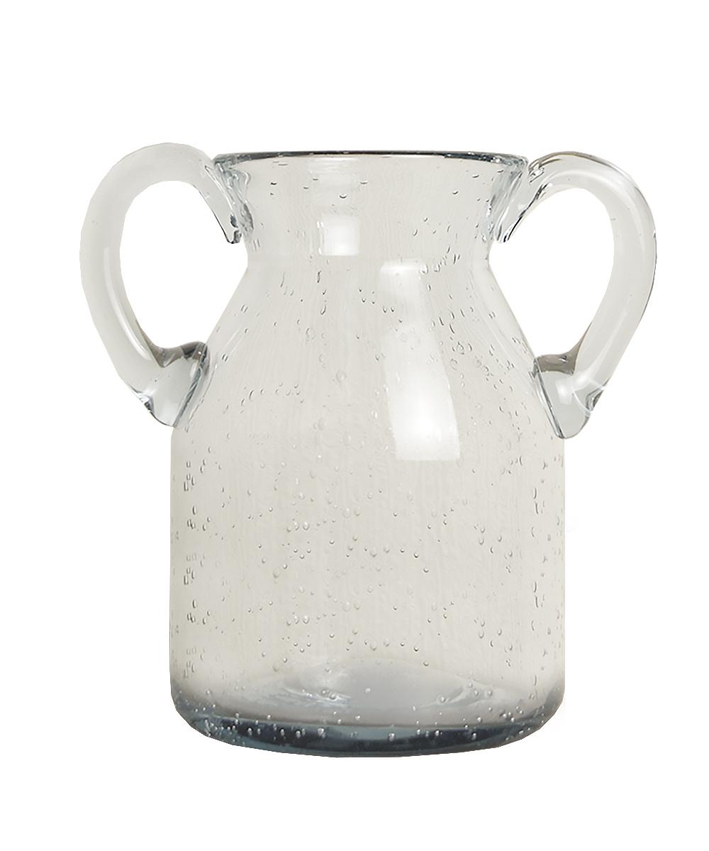 Ваза Этажерка Oliver, цвет: голубой, прозрачный, высота 18 см1157-30RSZВаза Этажерка Oliver выполнена из высококачественного стекла и имеет изысканный внешний вид. Такая ваза станет идеальным украшением интерьера и прекрасным подарком к любому случаю. Высота вазы: 18 см.