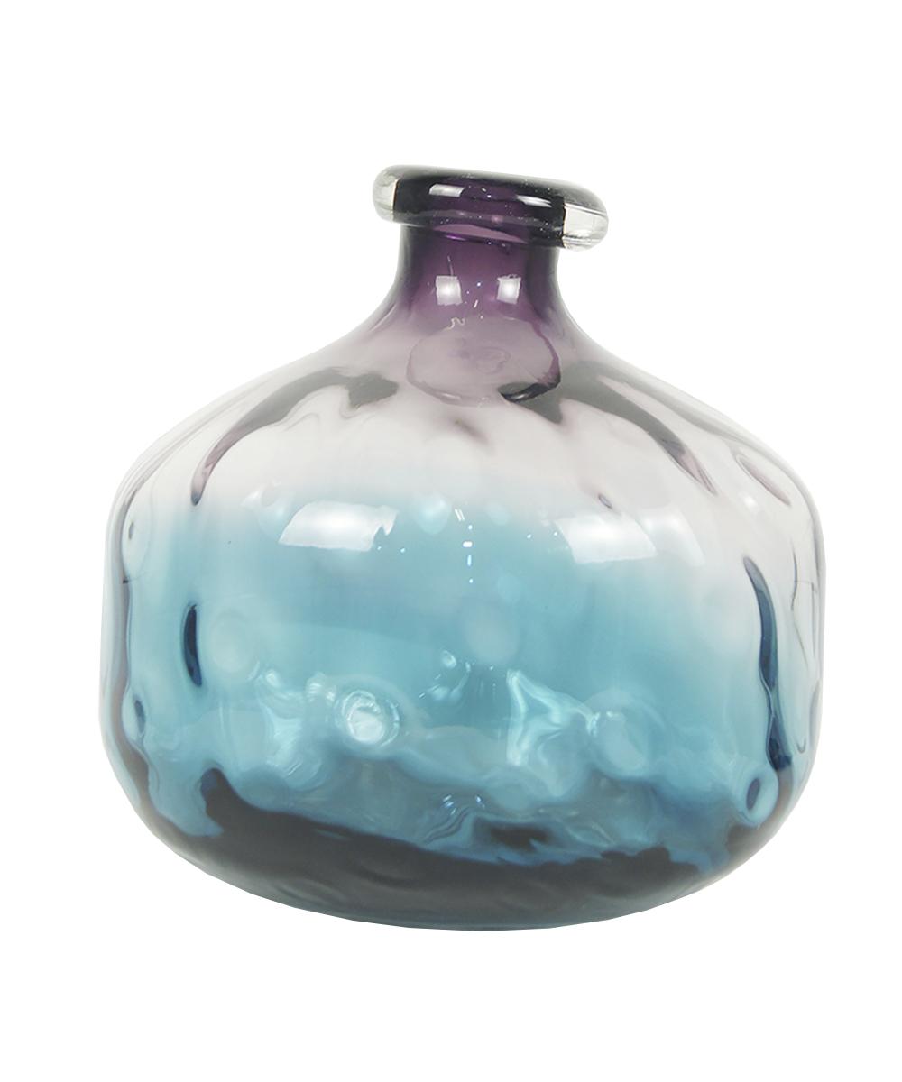 Ваза-бутыль Этажерка Venitien, высота 22 смDSF10A002H-1Ваза-бутыль Этажерка Venitien выполнена из высококачественного стекла и имеет изысканный внешний вид. Такая ваза станет идеальным украшением интерьера и прекрасным подарком к любому случаю. Высота вазы: 22 см.