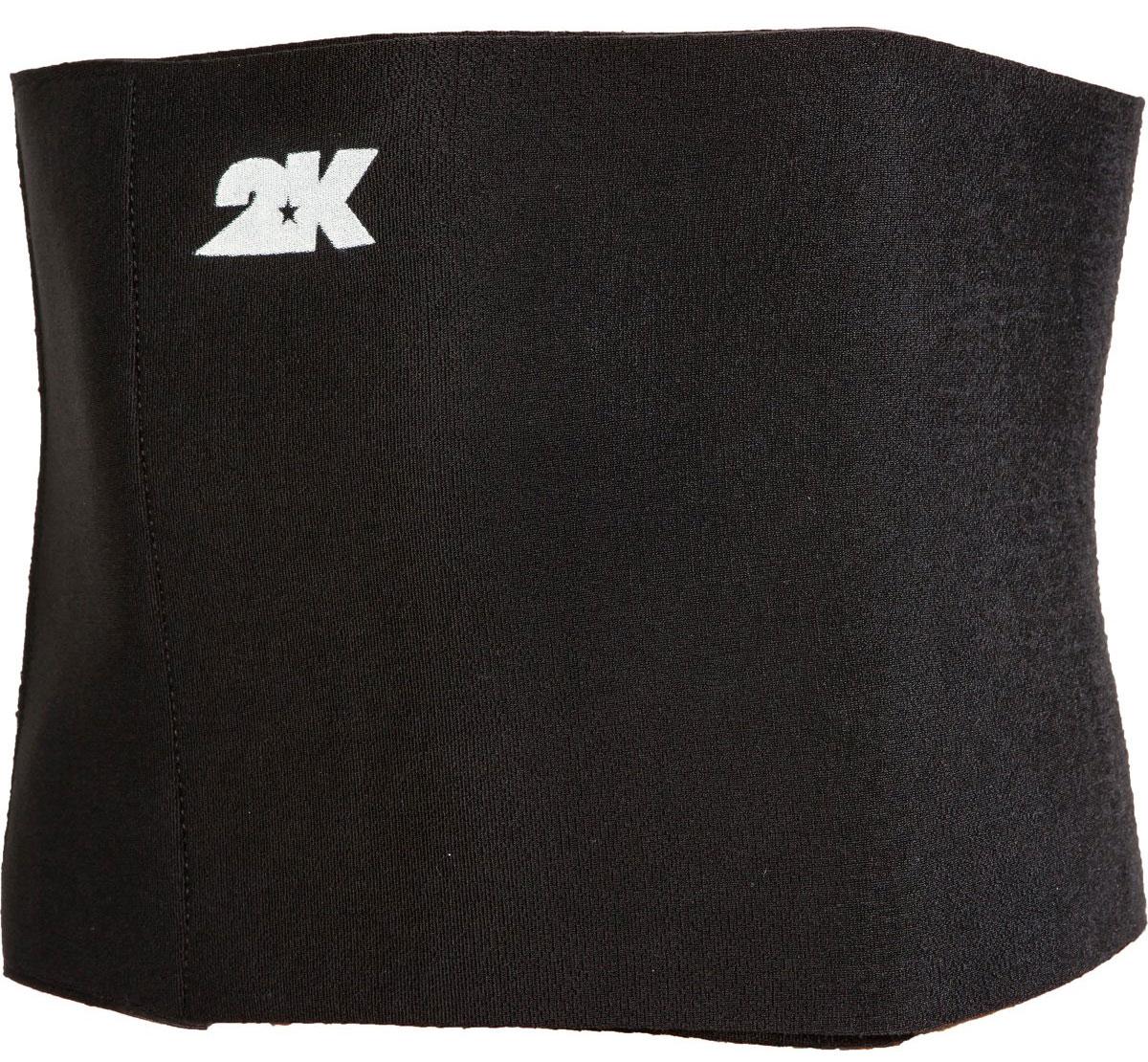 Суппорт бедра 2K Sport АС-003, цвет: черный. Размер SKBST-5075Суппорт для бедренного сустава 2K Sport АС-003 уменьшает нагрузку во время тренировки и защищает бедро в период восстановления. Выполнена из высококачественного неопрена (80%) и нейлона (20%). Суппорт прочный и эластичный.