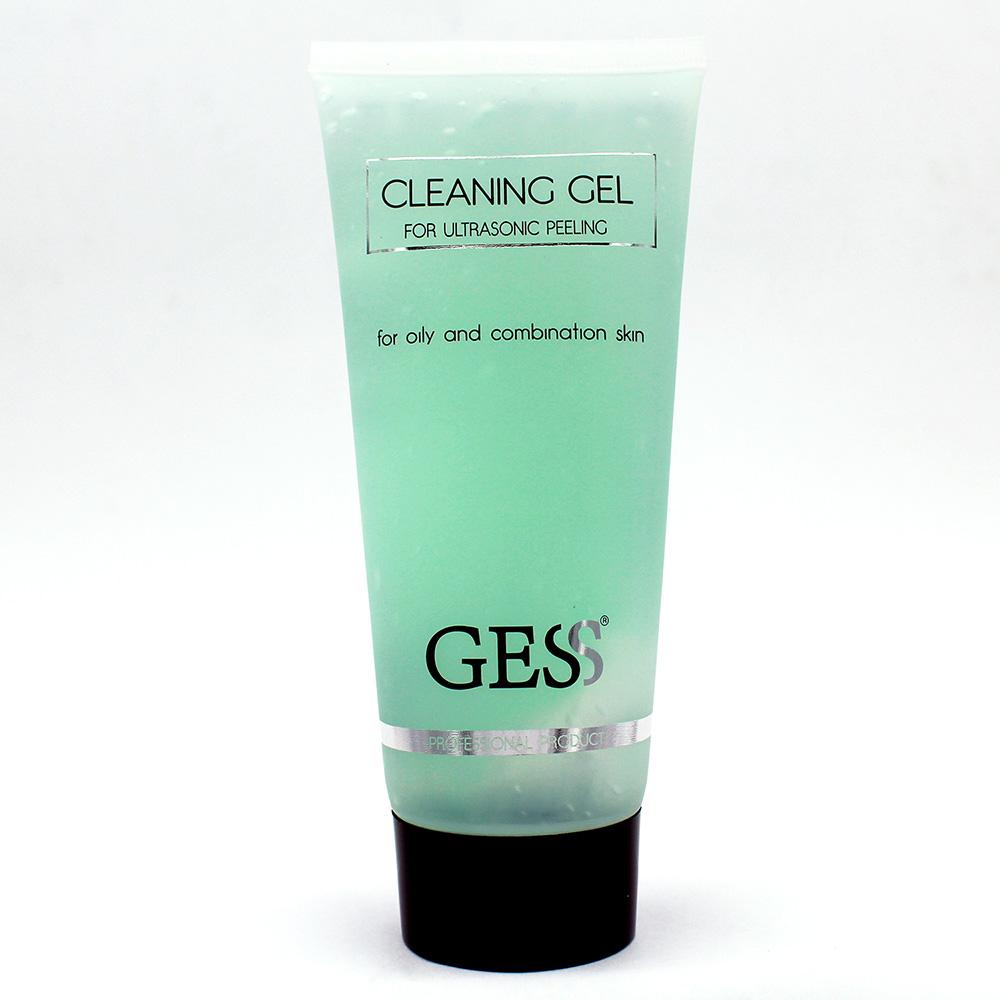 Очищающий гель Gess для жирной и комбинированной кожи, 150 млFS-00897Эффективно очищает поры от загрязнений, отшелушивает кожу, не травмируя её, устраняет жирный блеск, нормализует кислотность кожи, увлажняет, делает ее матовой и свежей. Используйте как для ультразвукового пилинга так и для обычного.