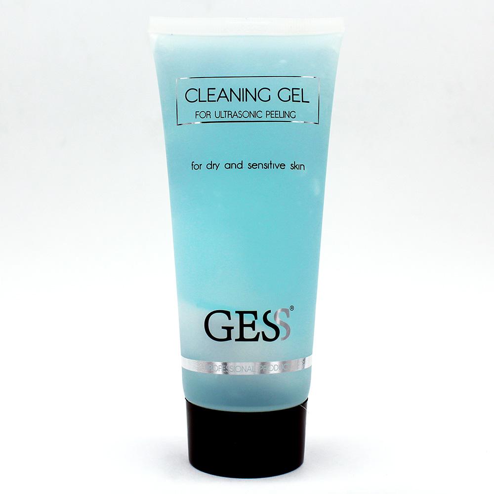 Очищающий гель Gess для сухой и чувствительной кожи, 150 млGESS-996Бережно очищает поры от загрязнений, отшелушивает кожу, запускает процессы обновления клеток, успокаивает кожу, предотвращая появление каких-либо покраснений и раздражения, увлажняет, смягчает, выравнивает цвет лица.Используйте как для ультразвукового пилинга так и для обычного.