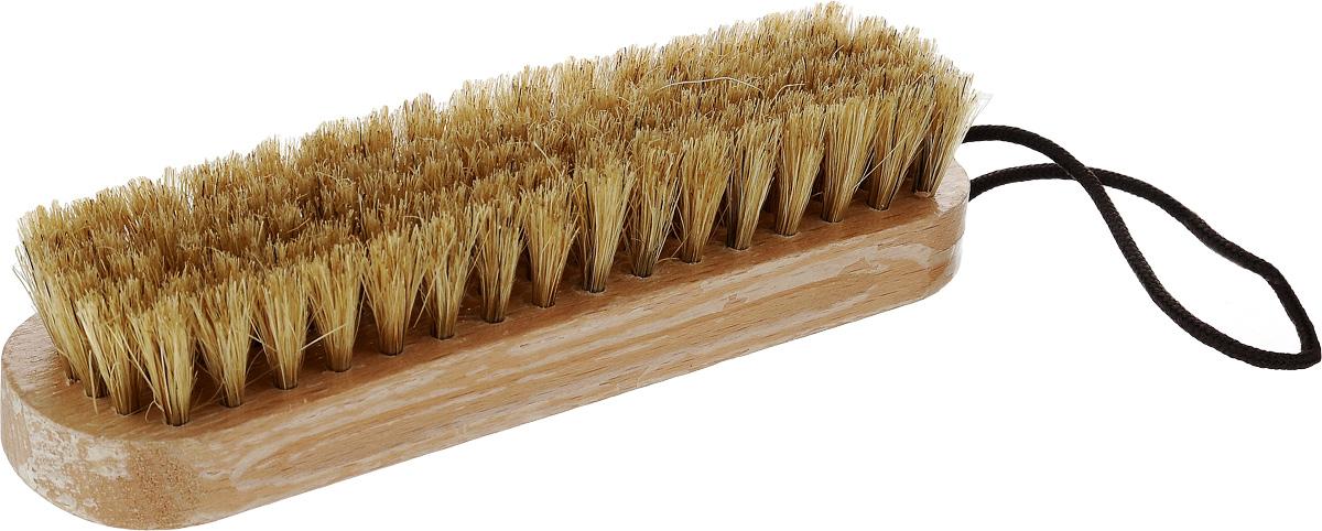 Щетка для придания блеска обуви KiwiMW-3101Щетка Kiwi предназначена для придания блеска обуви. Идеально полирует кожаную обувь после нанесения крема. Ручка выполнена из дерева.