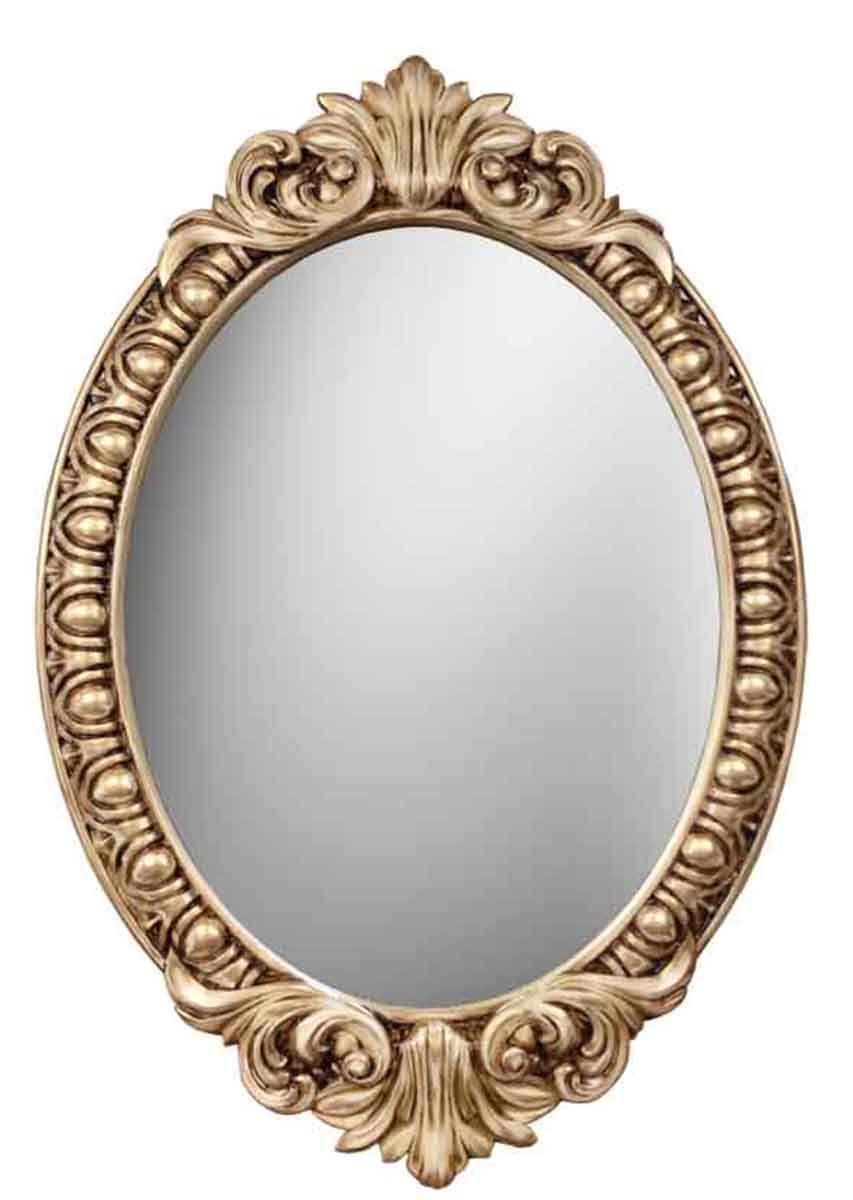 Зеркало VezzoLLi Венеция, цвет: слоновая кость, 104 х 72 см4-29