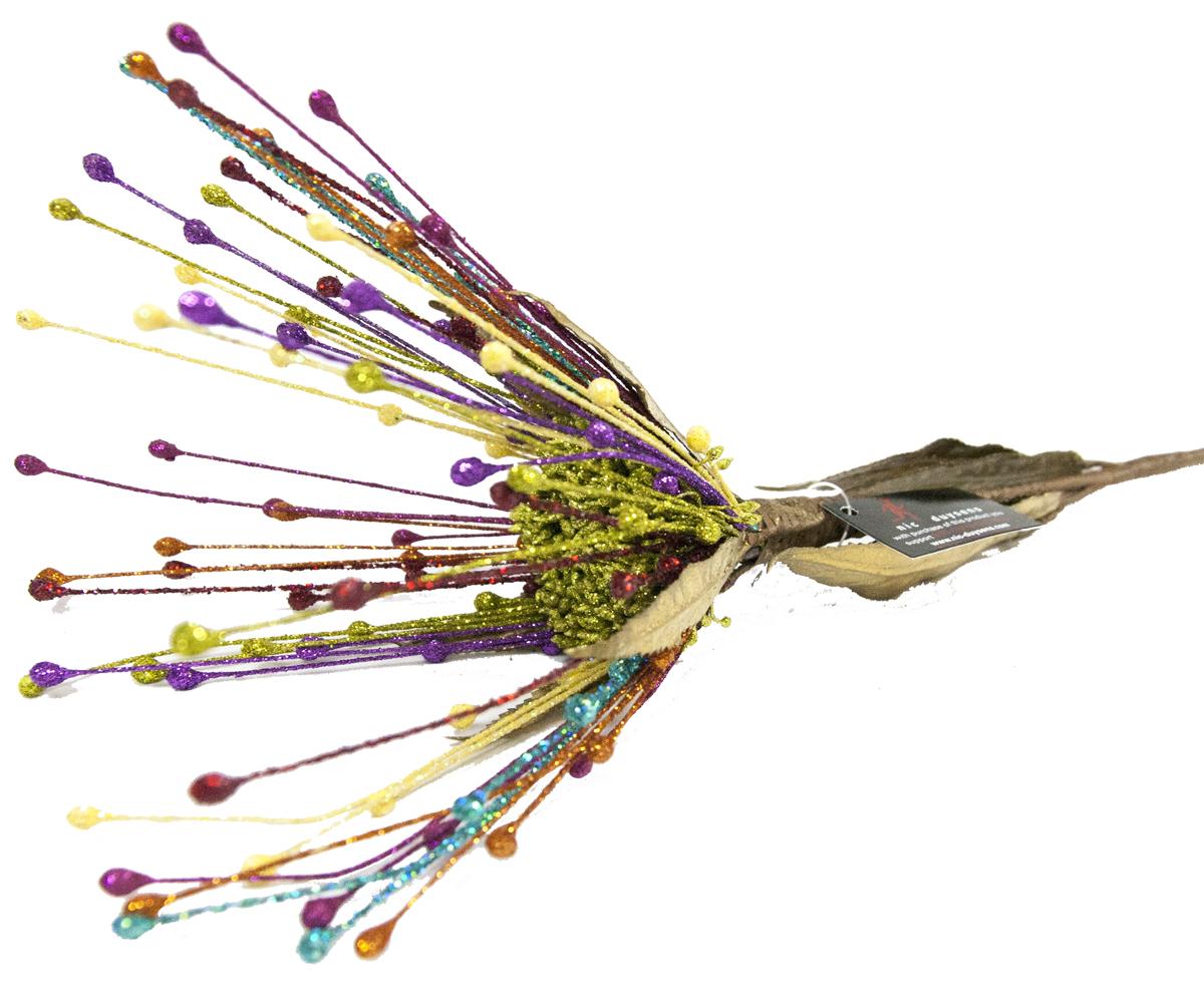 Украшение декоративное Lovemark Цветок, высота 38 см117752000Цветок стилизованный H83см Lovemark