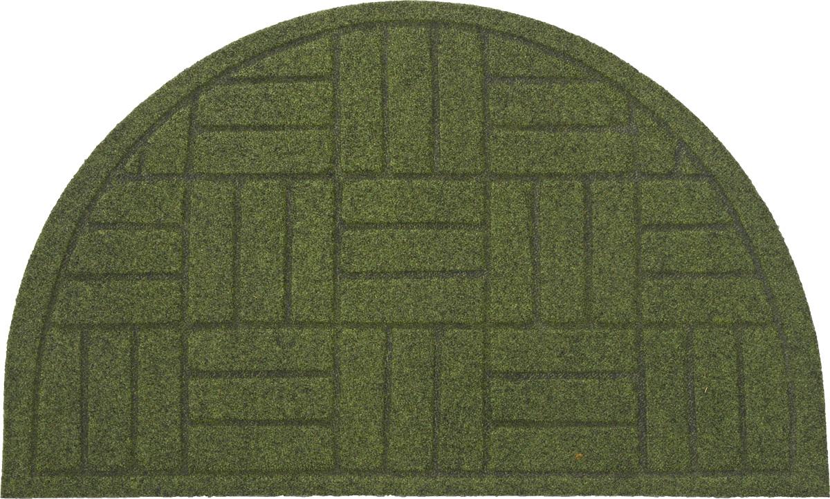 Коврик придверный EFCO Оскар. Паркет, цвет: зеленый, 65 х 40 см25051 7_желтыйОригинальный придверный коврик EFCO Оскар. Дома и деревья надежно защитит помещение от уличной пыли и грязи. Изделие выполнено из 100% полипропилена, основа - латекс. Такой коврик сохранит привлекательный внешний вид на долгое время, а благодаря латексной основе, он легко чистится и моется.
