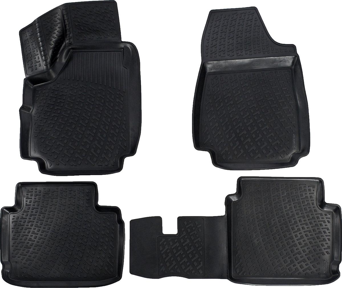 Коврики в салон автомобиля L.Locker, для ВАЗ Нива 21213-218 (10-)Ветерок 2ГФКоврики L.Locker производятся индивидуально для каждой модели автомобиля из современного и экологически чистого материала. Изделия точно повторяют геометрию пола автомобиля, имеют высокий борт, обладают повышенной износоустойчивостью, антискользящими свойствами, лишены резкого запаха и сохраняют свои потребительские свойства в широком диапазоне температур (от -50°С до +80°С). Рисунок ковриков специально спроектирован для уменьшения скольжения ног водителя и имеет достаточную глубину, препятствующую свободному перемещению жидкости и грязи на поверхности. Одновременно с этим рисунок не создает дискомфорта при вождении автомобиля. Водительский ковер с предустановленными креплениями фиксируется на штатные места в полу салона автомобиля. Новая технология системы креплений герметична, не дает влаге и грязи проникать внутрь через крепеж на обшивку пола.