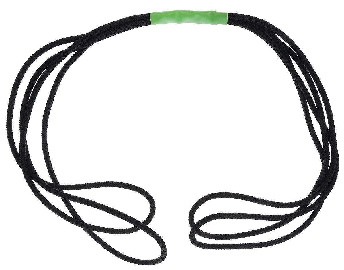 Эспандер Start Up Грация, цвет: зеленый, черный, длина 1 м4607135308177_зеленый, черныйУниверсальный эспандер Start Up Грация изготовлен из высококачественной резины и покрыт тканевой обмоткой,имеют высокую устойчивость к разрывам при растяжении. С его помощью вы сможете удалить жировые складки за несколько недель. Всего пять минут в день - и вы укрепите мышцы своего тела: талия станет тонкой, ягодицы упругими, живот плоским. А кроме того, вам станет гораздо легче дышать. Это серьезная альтернатива дорогостоящим клубам аэробики. Доставьте себе радость движения!Толщина жгута: 6-8 мм. Длина эспандера: 1 м.