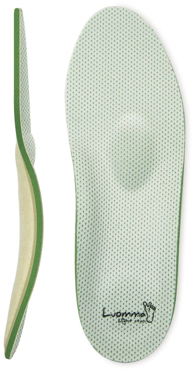 Luomma Стельки ортопедические каркасные Control (контроль запаха) Lum209 . Размер 35 стельки ортопедические каркасные luomma отзывы