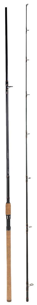 Спиннинг штекерный Daiwa Sweepfire, 3 м, 40-100 г5305-400Штекерный спиннинг Daiwa Sweepfire отличается великолепным соотношением цены и качества. Он выполнен из высококачественного графитового волокна. Спиннинг оснащен кольцами премиум класса, перекрестной обмоткой и фиксатором для крючка. Рукоятка выполнена из пробки. Бланк прочный, достаточно чувствителен и отличается хорошими бросковыми характеристиками.В комплекте чехол для переноски и хранения.