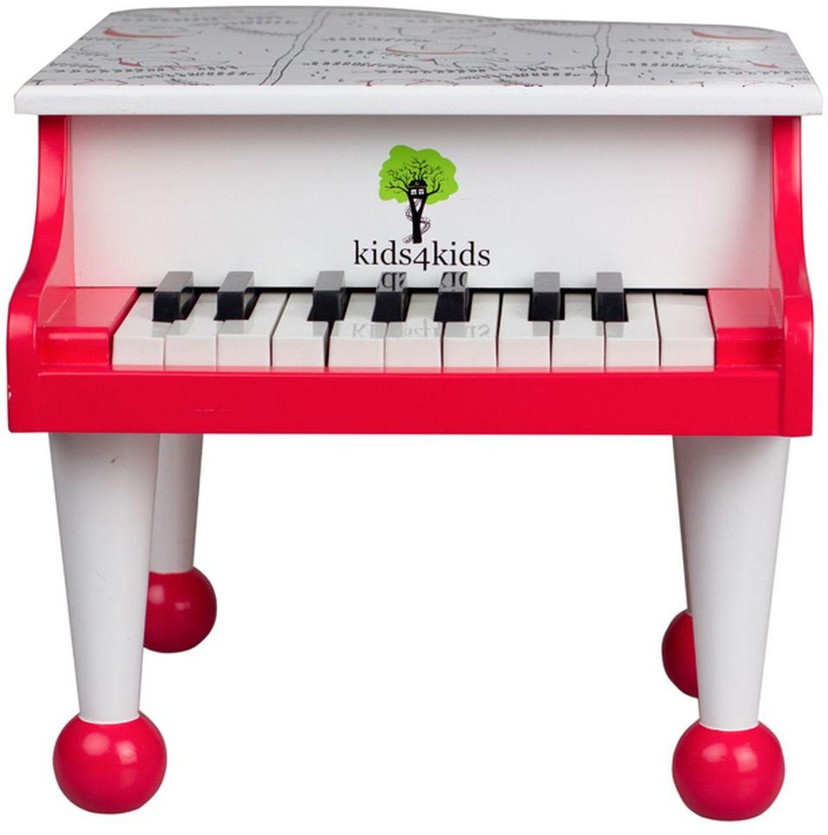 Kids4Kids Музыкальная игрушка Рояль Волшебные ноты - Музыкальные инструменты