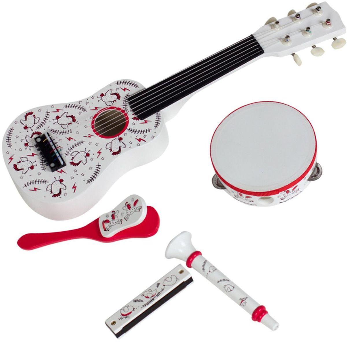 Kids4Kids Набор детских музыкальных инструментов Волшебные ноты - Музыкальные инструменты