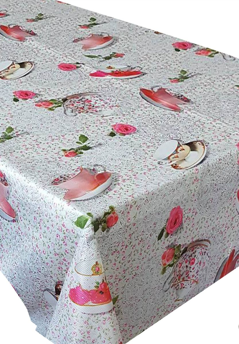 Скатерть Ambesonne Розовый чай, прямоугольная, 150 x 220 см10.01.03.0061Великолепная скатерть Ambesonne, выполненная из полиэстера, создаст атмосферу уюта и домашнего тепла в интерьере вашей кухни.В современном мире кухня - это не просто помещение для приготовления и приема пищи. Это особое место, где собирается вся семья и царит душевная атмосфера.