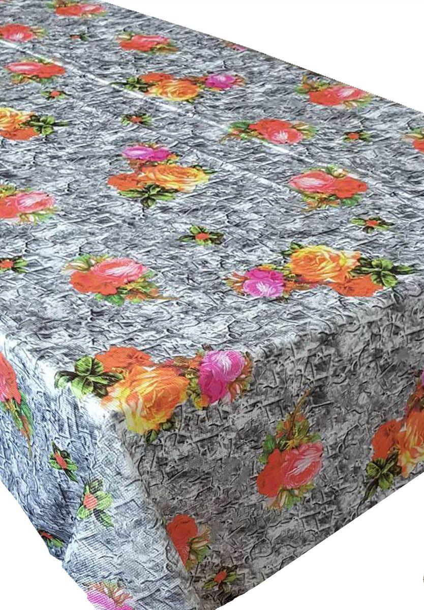 Скатерть Ambesonne Розы на серых камнях, прямоугольная, 150 x 220 смCLP446Красочная фотоскатерть Ambesonne Розы на серых камнях выполнена из тканевого полиэстера и украшена оригинальным рисунком. Изделие создаст атмосферу уюта и домашнего тепла в интерьере вашей кухни.В современном мире кухня - это не просто помещение для приготовления и приема пищи. Это особое место, где собирается вся семья и царит душевная атмосфера.