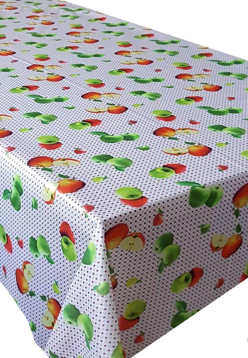 Скатерть Ambesonne Сочные яблоки, прямоугольная, 150 x 220 смVT-1520(SR)Красочная фотоскатерть Ambesonne Сочные яблоки выполнена из тканевого полиэстера и украшена оригинальным рисунком. Изделие создаст атмосферу уюта и домашнего тепла в интерьере вашей кухни.В современном мире кухня - это не просто помещение для приготовления и приема пищи. Это особое место, где собирается вся семья и царит душевная атмосфера.