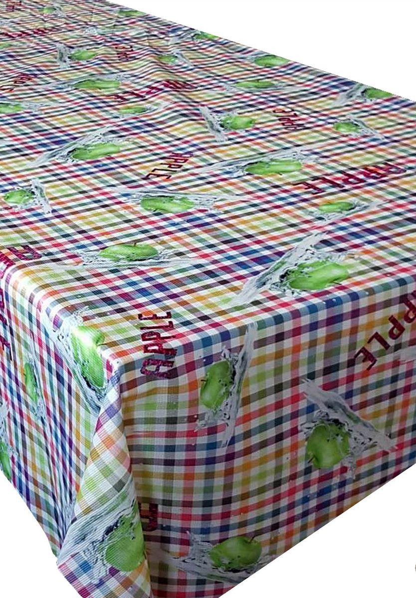 Скатерть Ambesonne Зеленые яблоки, прямоугольная, 150 x 220 смVT-1520(SR)Красочная фотоскатерть Ambesonne Зеленые яблоки выполнена из тканевого полиэстера и украшена оригинальным рисунком. Изделие создаст атмосферу уюта и домашнего тепла в интерьере вашей кухни.В современном мире кухня - это не просто помещение для приготовления и приема пищи. Это особое место, где собирается вся семья и царит душевная атмосфера.