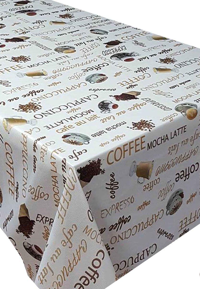 Скатерть Ambesonne Зерновой кофе, прямоугольная, 150 x 220 смBM1499MACARON_AВеликолепная скатерть Ambesonne, выполненная из полиэстера, создаст атмосферу уюта и домашнего тепла в интерьере вашей кухни.В современном мире кухня - это не просто помещение для приготовления и приема пищи. Это особое место, где собирается вся семья и царит душевная атмосфера.